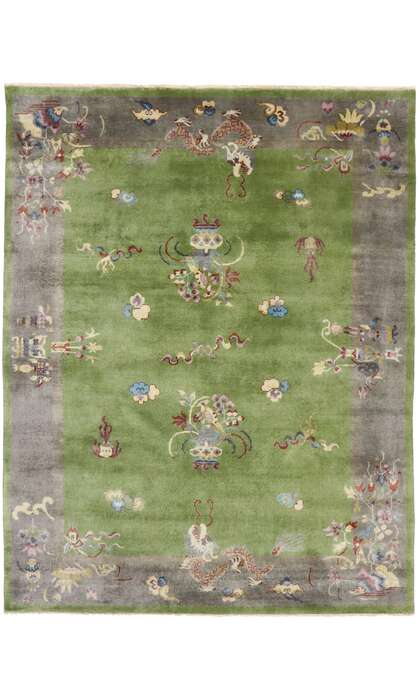 8 x 10 Contemporary Chinese Rug 30643