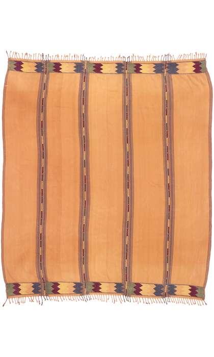 6 x 7 Vintage Moroccan Kilim Rug 77654