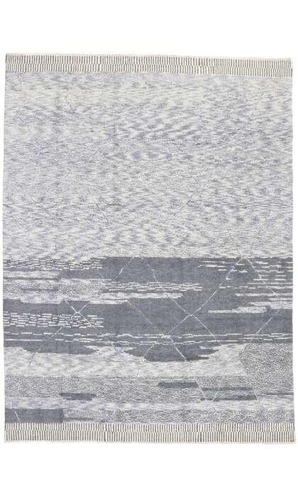 10 x 14 Contemporary Moroccan Rug 80659