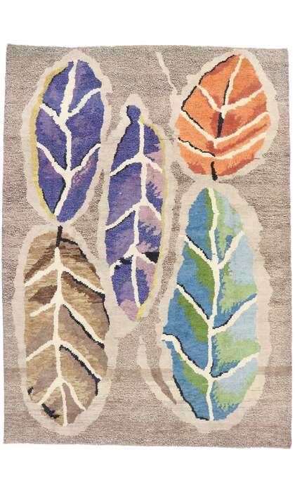 10 x 14 Contemporary Moroccan Rug 80661