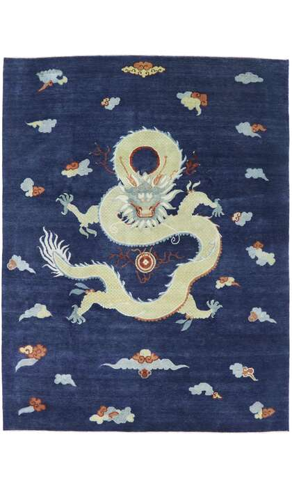 10 x 13 Contemporary Chinese Rug 30661