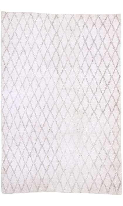 6 x 9 Contemporary Moroccan Rug 77605