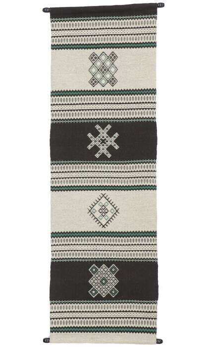 2 x 5 Vintage Kilim Tapestry 77766