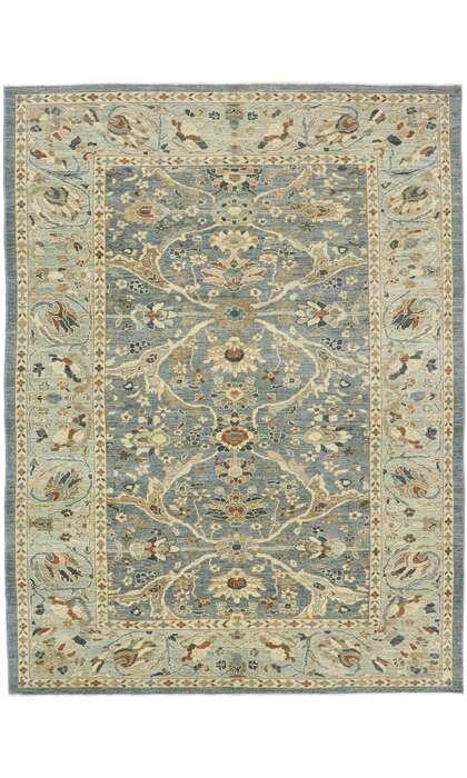 9 x 12 Contemporary Turkish Sultanabad Rug 60917