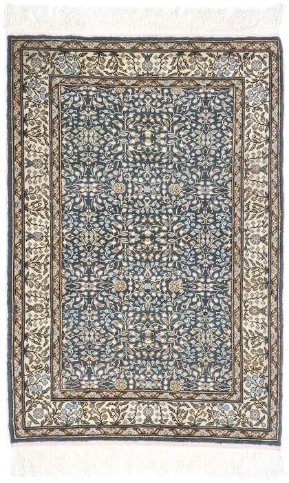 3 x 4 Antique Turkish Sivas Rug 77690