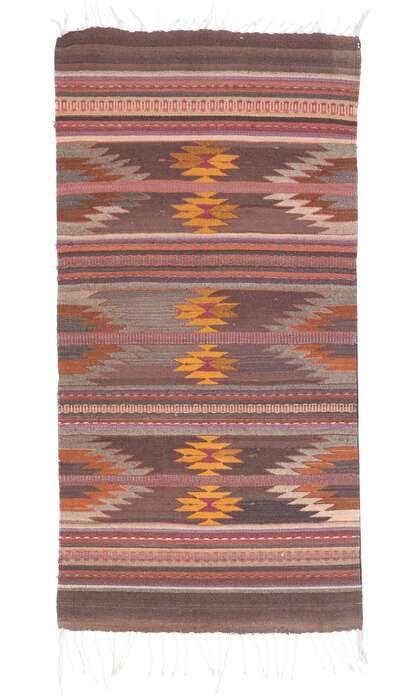 3 x 5 Vintage Turkish Kilim Rug 77783