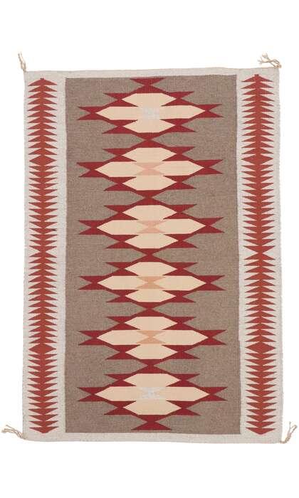 3 x 4 Vintage Navajo Kilim Rug 77867