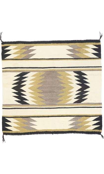 3 x 3 Vintage Navajo Kilim Rug 77872