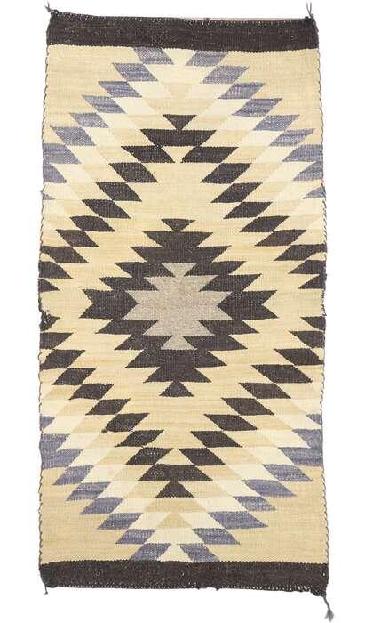 2 x 4 Vintage Navajo Kilim Rug 77873