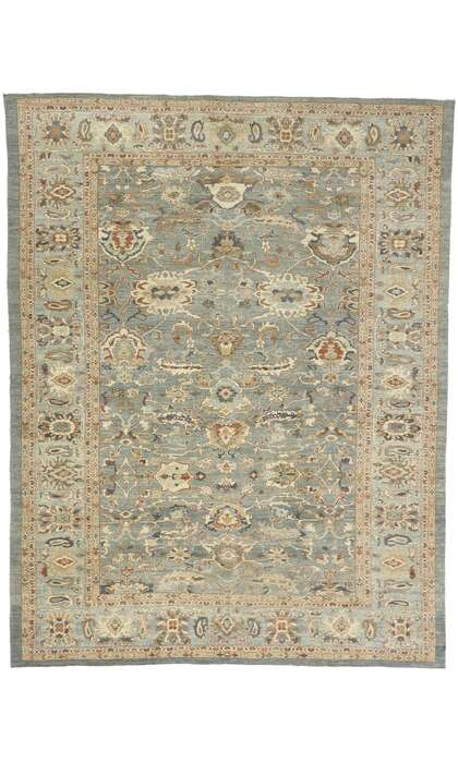 14 x 18 Contemporary Persian Sultanabad Rug 60902