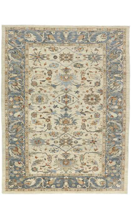 10 x 12 Contemporary Persian Sultanabad Rug 60911