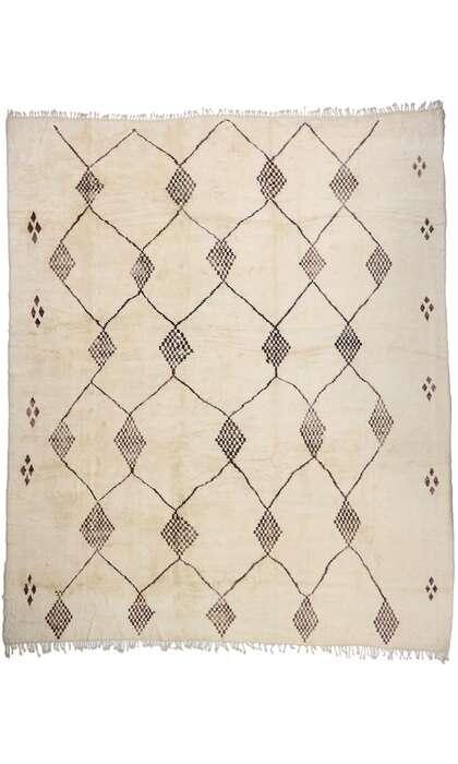 17 x 20 Contemporary Moroccan Rug 21145