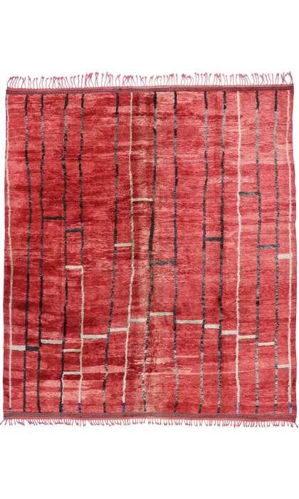 11 x 11 Contemporary Moroccan Rug 21153
