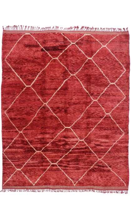 11 x 13 Contemporary Moroccan Rug 21156