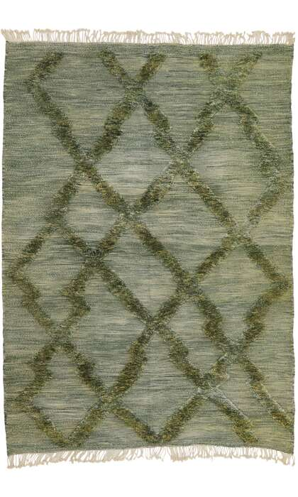 9 x 12 Contemporary Moroccan Rug 21181