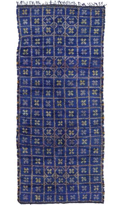 6 x 14 Vintage Moroccan Rug 21217