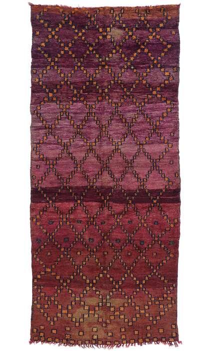 5 x 12 Vintage Moroccan Rug 21267