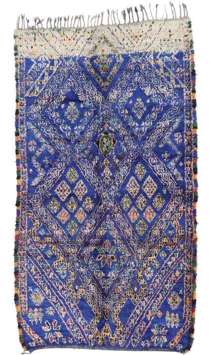 7 x 12 Vintage Moroccan Rug 21279