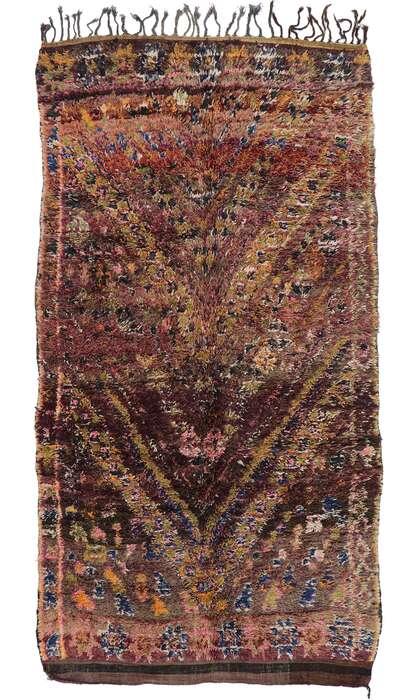 6 x 11 Vintage Moroccan Rug 21329