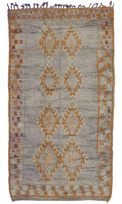 6 x 11 Vintage Moroccan Rug 21433