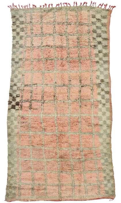 6 x 11 Vintage Moroccan Rug 21436