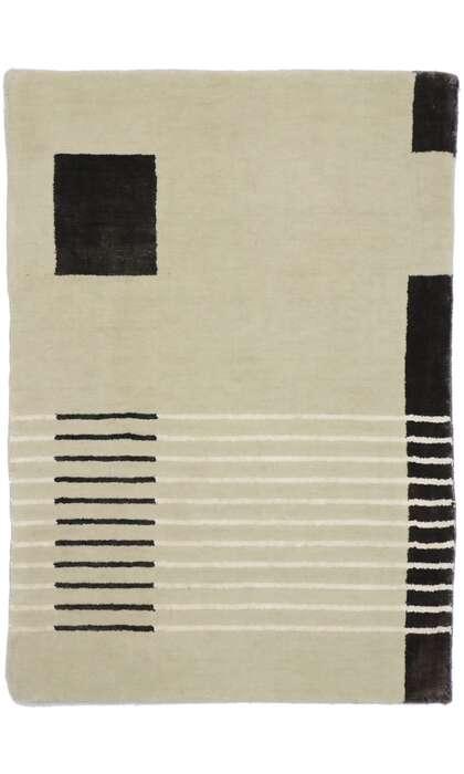 2 x 3 Contemporary Merino Wool Rug 30672