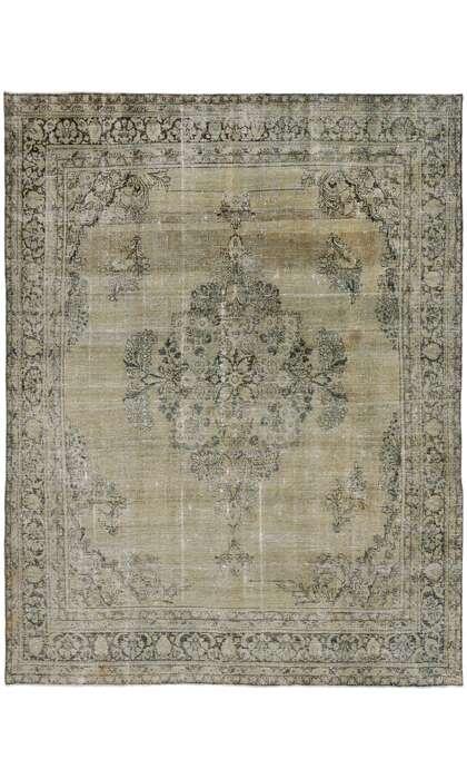 10 x 12 Antique Persian Mahal Rug 60929