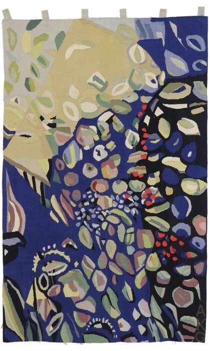 3 x 5 Antique Alice Koch Gierlichs Tapestry 78098