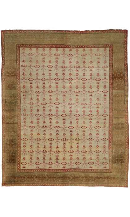13 x 16 Antique Agra Rug 76679