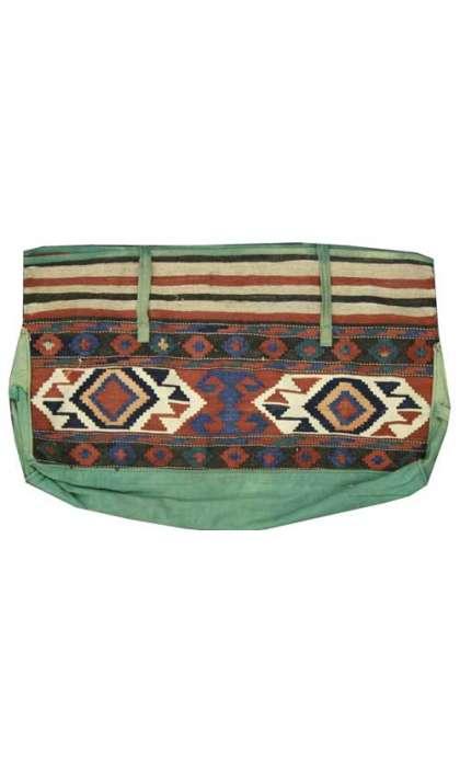2 x 3 Antique Kilim Rug bag 70472