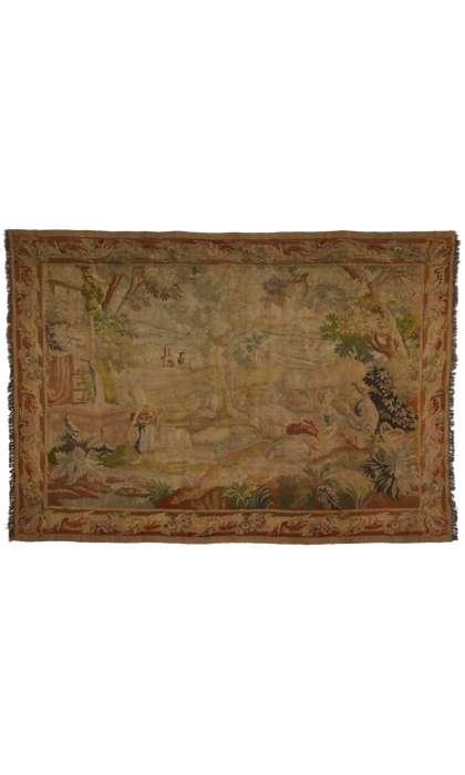 7 x 9 Vintage Tapestry 76685