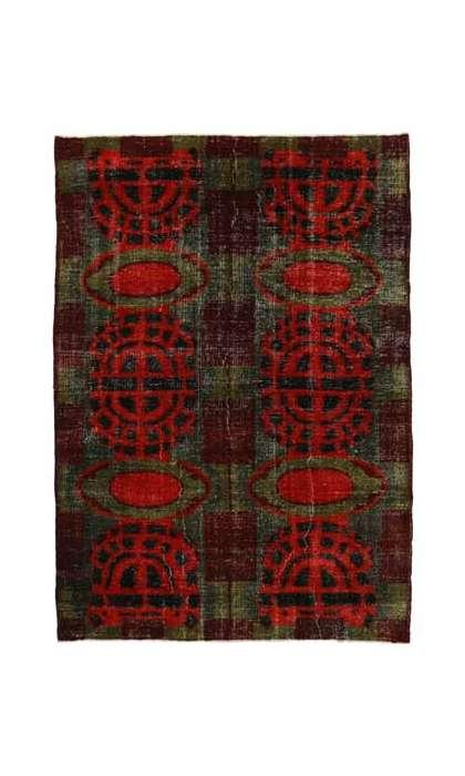 7 x 10 Vintage Sivas Rug 51643