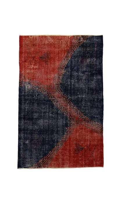 5 x 8 Vintage Sivas Rug 51652