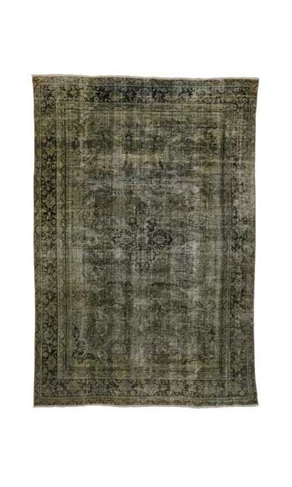 7 x 11 Antique Mahal Rug 76825