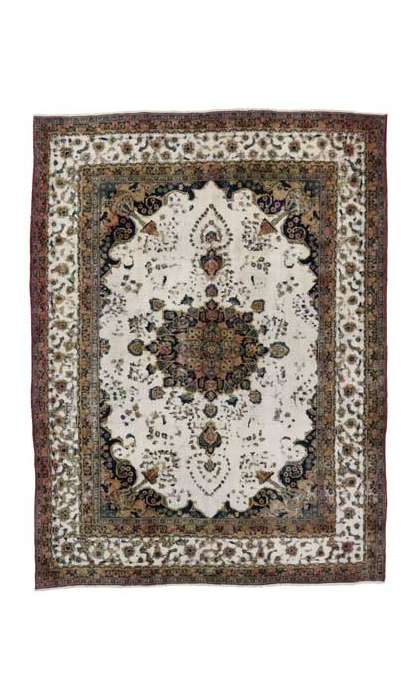 8 x 11 Antique Mahal Rug 76827