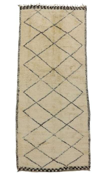6 x 14 Vintage Moroccan Rug 20346