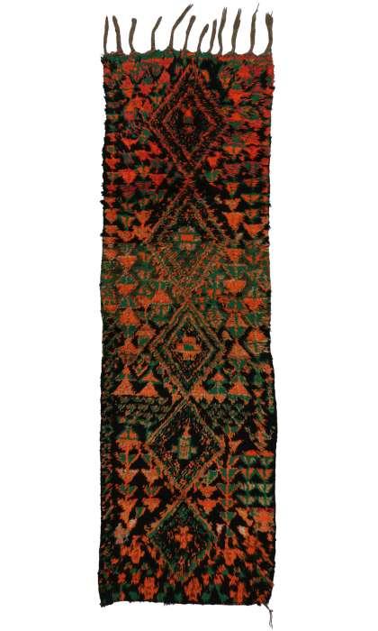 3 x 8 Vintage Moroccan Rug 20382