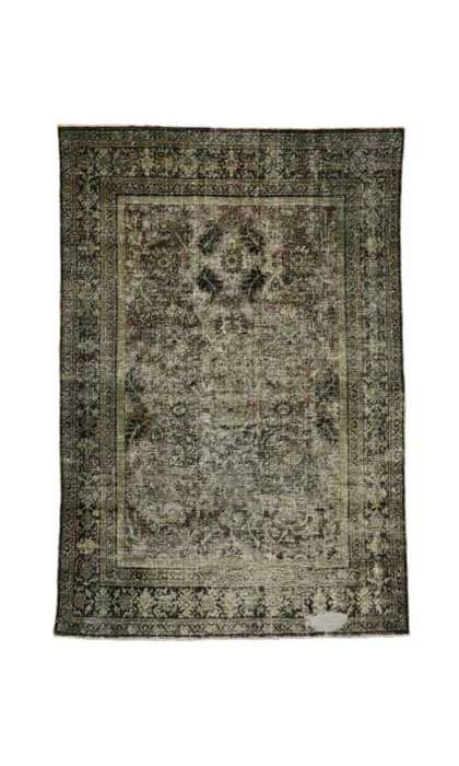 7 x 10 Antique Mahal Rug 76831