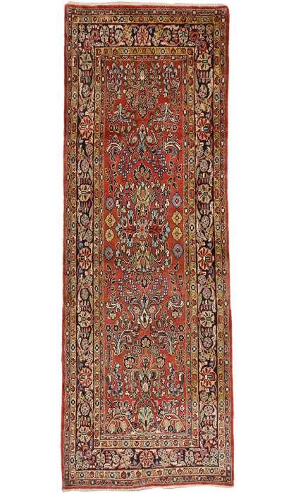 4 x 11 Antique Persian Mahal 76850