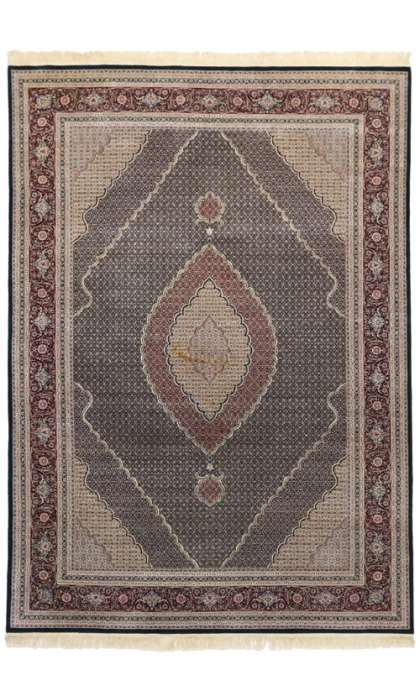 10 x 14 Vintage Tabriz Rug 76867