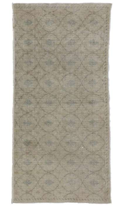 3 x 5 Vintage Sivas Rug 51900
