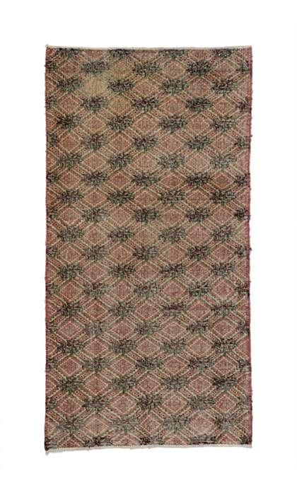 3 x 7 Vintage Sivas Rug 51942