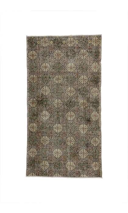 3 x 6 Vintage Sivas Rug 51951