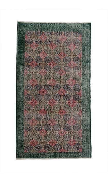 4 x 7 Vintage Sivas Rug 51952