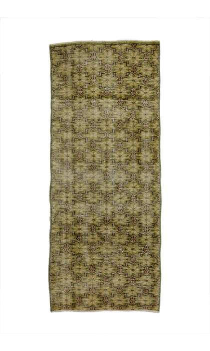 3 x 7 Vintage Sivas Rug 51956