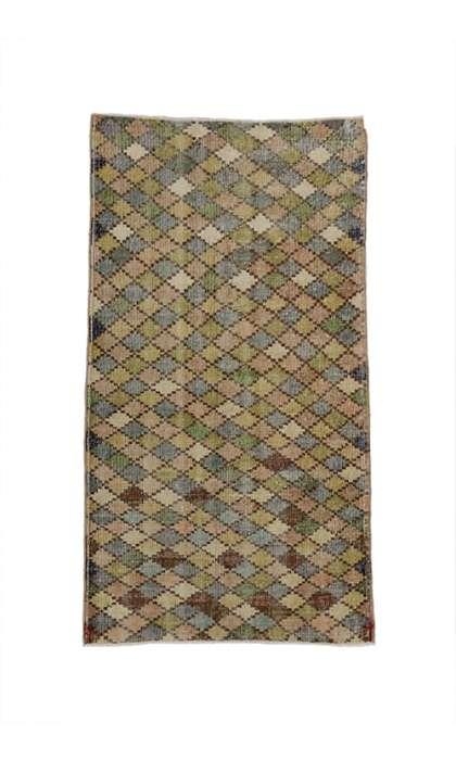3 x 6 Vintage Sivas Rug 51976