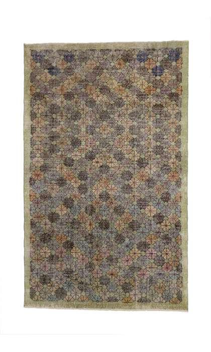 6 x 10 Vintage Sivas Rug 52023