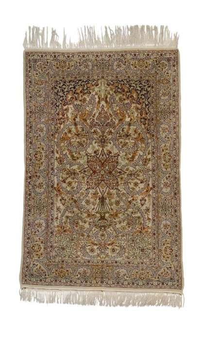 4 x 5 Vintage Isfahan 76933