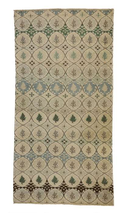 4 x 7 Vintage Sivas Rug 52150