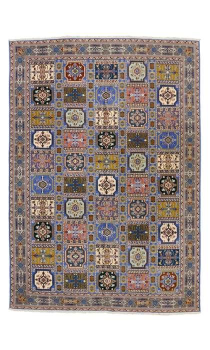 8 x 12 Vintage Moroccan Rug 76941